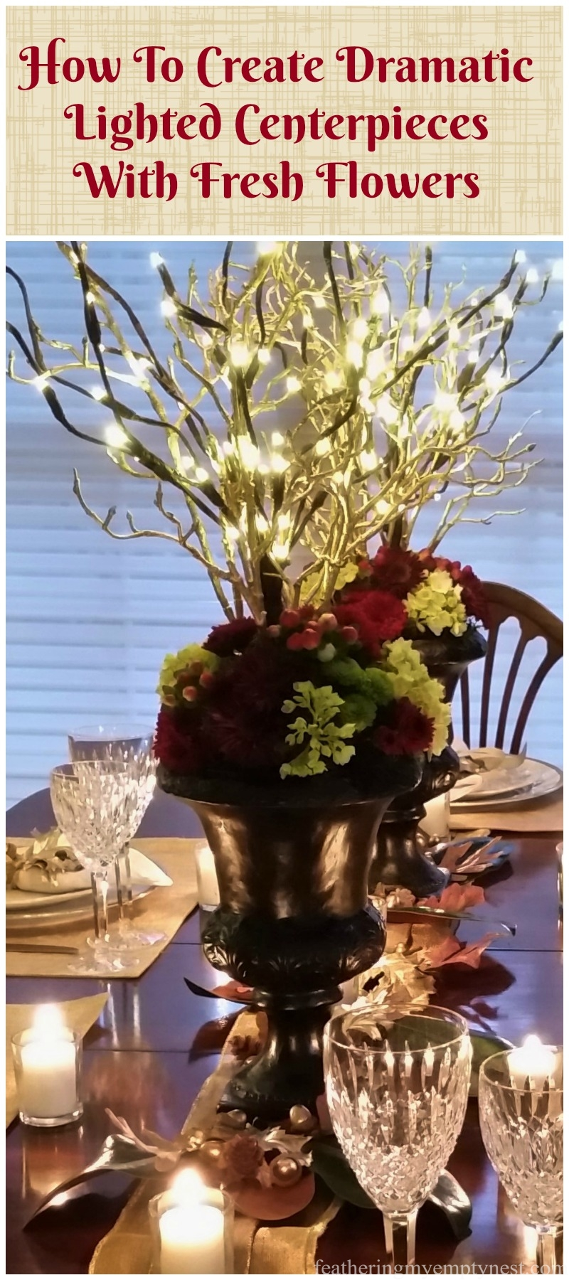 Thanksgiving tablescapes-No Jive Turkey