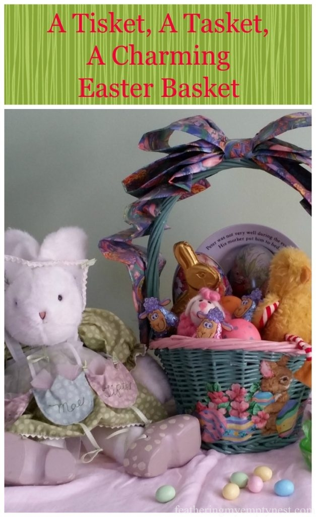 How to style a colorful and charming Easter Basket that your kids will treasure and remember even years later when they are grown.