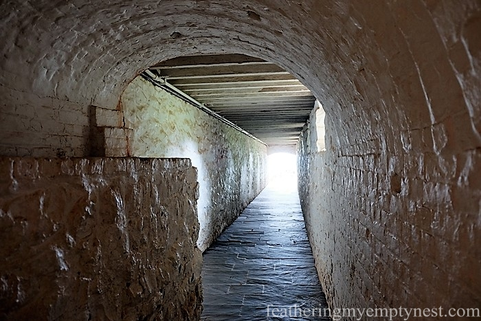 Tunnel --A History Geek's Tour Of Thomas Jefferson's Monticello