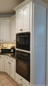 Inexpensive Kitchen Updates And Camouflage Feathering My