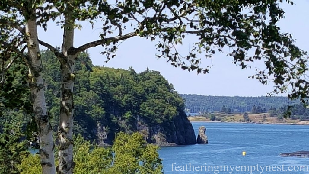 Friars Rock --FDR Slept Here: A Tour of Campobello Island