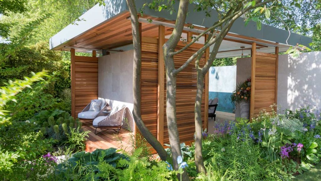 The Morgan Stanley Garden, 2018 Chelsea Flower Show --Why The Chelsea Flower Show Should Be On Your Bucket List