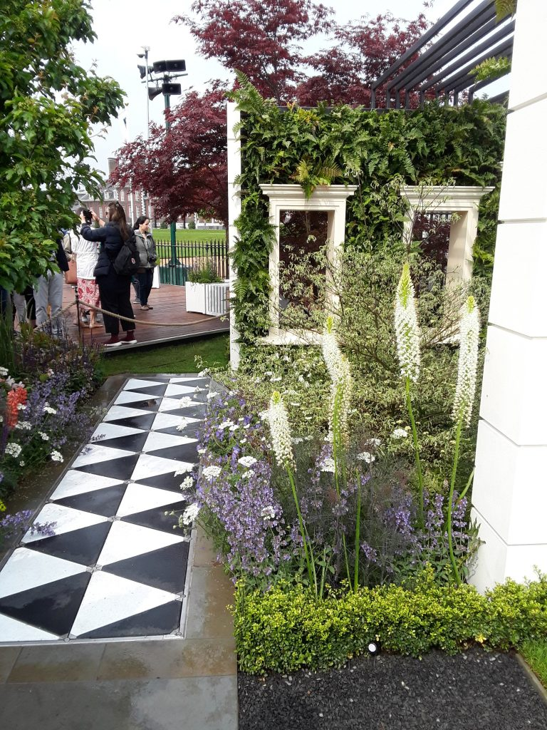 The New West End Garden, 2018 Chelsea Flower Show --Why The Chelsea Flower Show Should Be On Your Bucket List