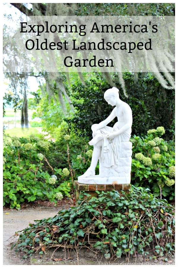 Why you will want to put Middleton Place Plantation, home of America's oldest landscape garden on your bucket list, #gardenstovisit, #gardens, #landscaped gardens, #plantation tours, #charleston