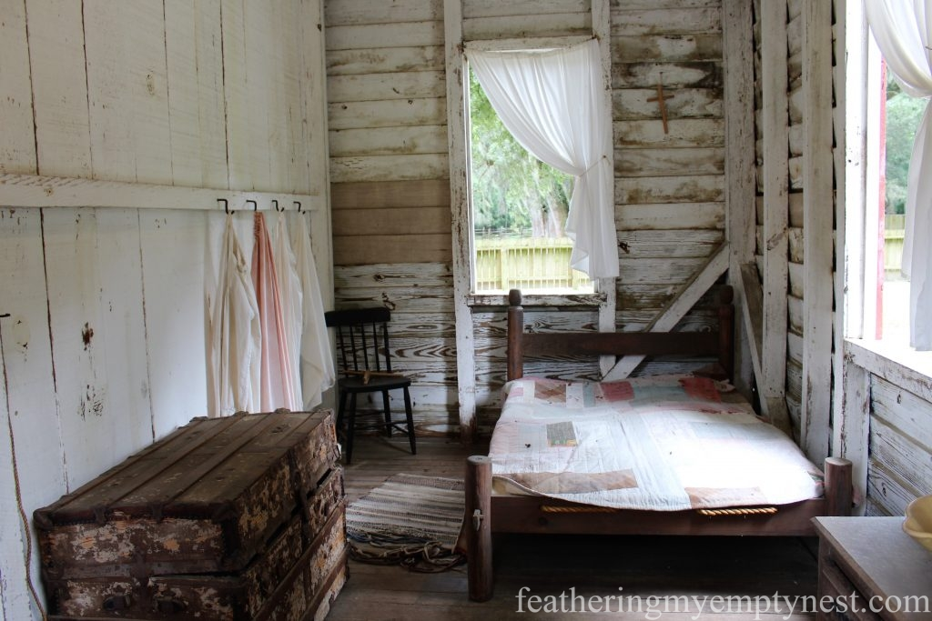 Eliza's Bedroom --Exploring The Enchanting Gardens Of Middleton Place