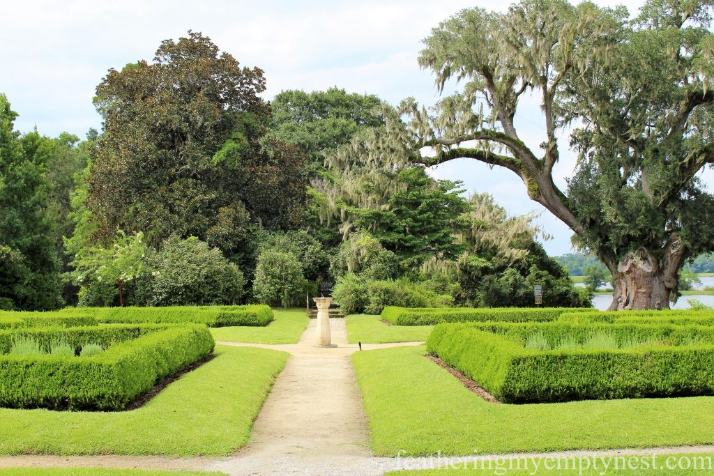 Sundial Garden --Exploring The Enchanting Gardens Of Middleton Place