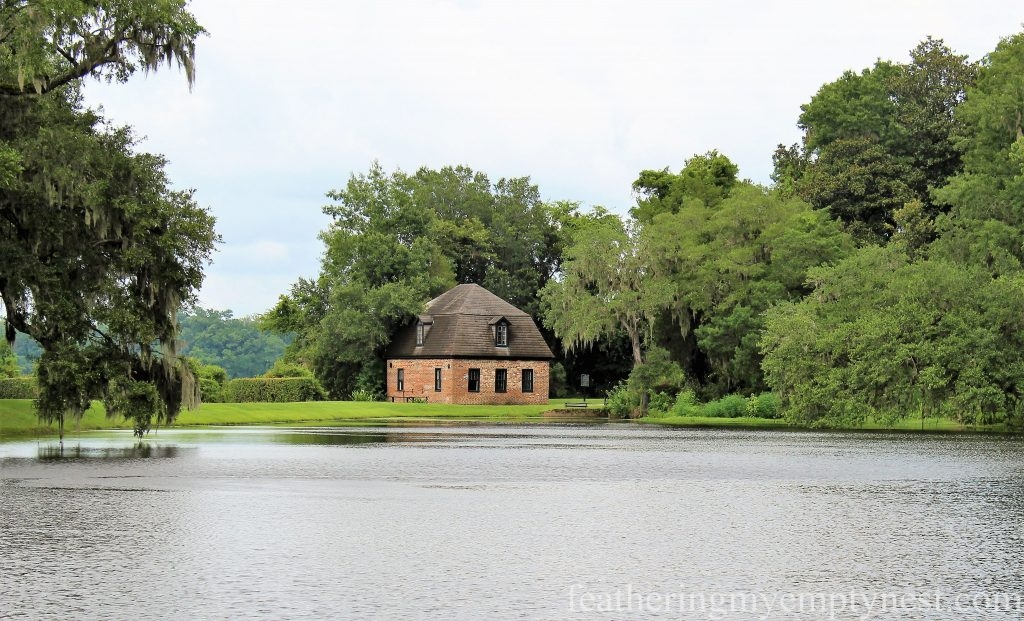 The Mill and Mill Pond --Exploring The Enchanting Gardens Of Middleton Place